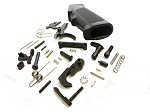 Wicked Industries Lower Parts Kit LPK Complete 31 pieces polished