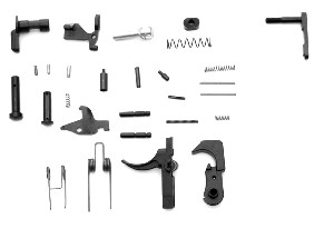Lower Parts Kit minus Grip & Trigger Guard