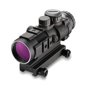 Burris AR-332 Prism Sight 3X Tactical CQ Reticle with mount