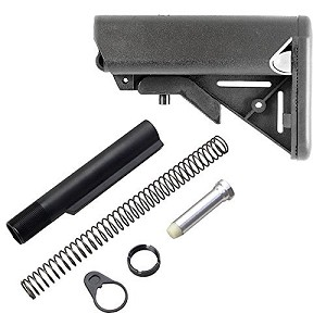 Wicked SopMod Stock Mil-Spec Buffer Kit